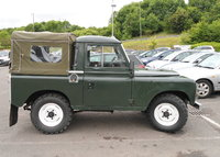 1972 Land Rover Series III, I sold this one and made some money !, exterior
