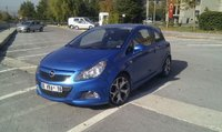 2008 Opel Corsa Overview
