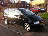 2003 Seat Alhambra Overview