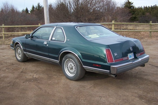 1992 Lincoln Mark Vii Pictures Cargurus
