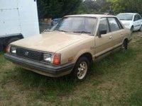1984 Subaru Leone Overview