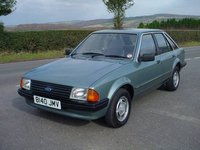 Picture of 1984 Ford Escort, exterior