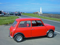 1971 Austin Mini Overview
