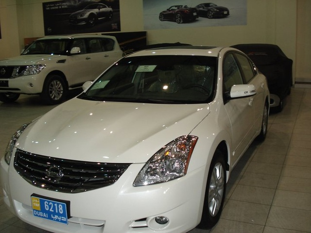 Picture of 2011 Nissan Altima 2.5, exterior, gallery_worthy