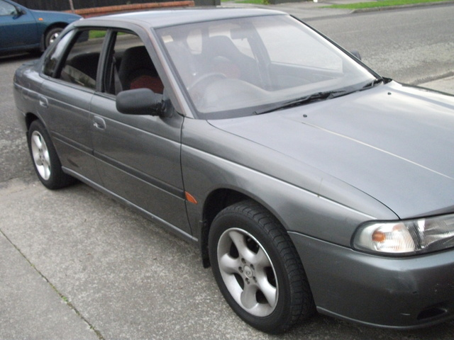 Picture of 1994 Subaru Legacy 4 Dr L AWD Sedan