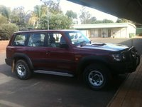 2000 Nissan Patrol Overview