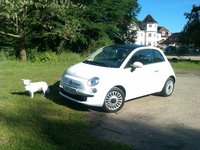 Picture of 2010 FIAT 500, exterior, gallery_worthy
