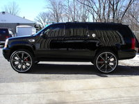 Picture of 2010 GMC Yukon XL Denali, exterior, gallery_worthy
