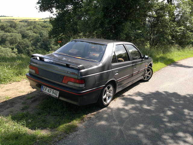 Picture of 1990 Peugeot 405