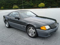 1990 Mercedes-Benz SL-Class 500SL, 500sl, exterior, gallery_worthy