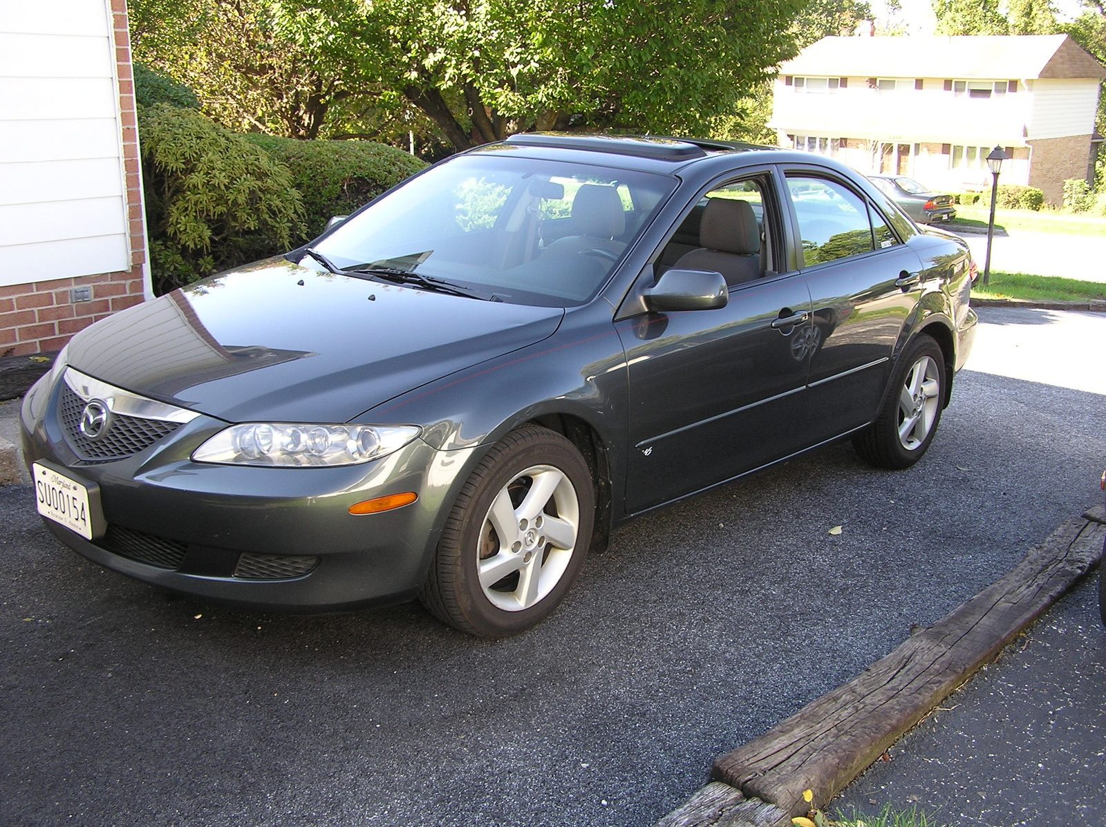 2003 mazda 6 v6 related infomation specifications weili automotive network. Black Bedroom Furniture Sets. Home Design Ideas