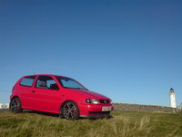 1999 Volkswagen Polo, At mull, exterior