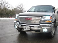 Picture of 2004 GMC Sierra 1500 4 Dr SLE Crew Cab SB, exterior, gallery_worthy