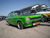 1976 Opel Kadett Overview