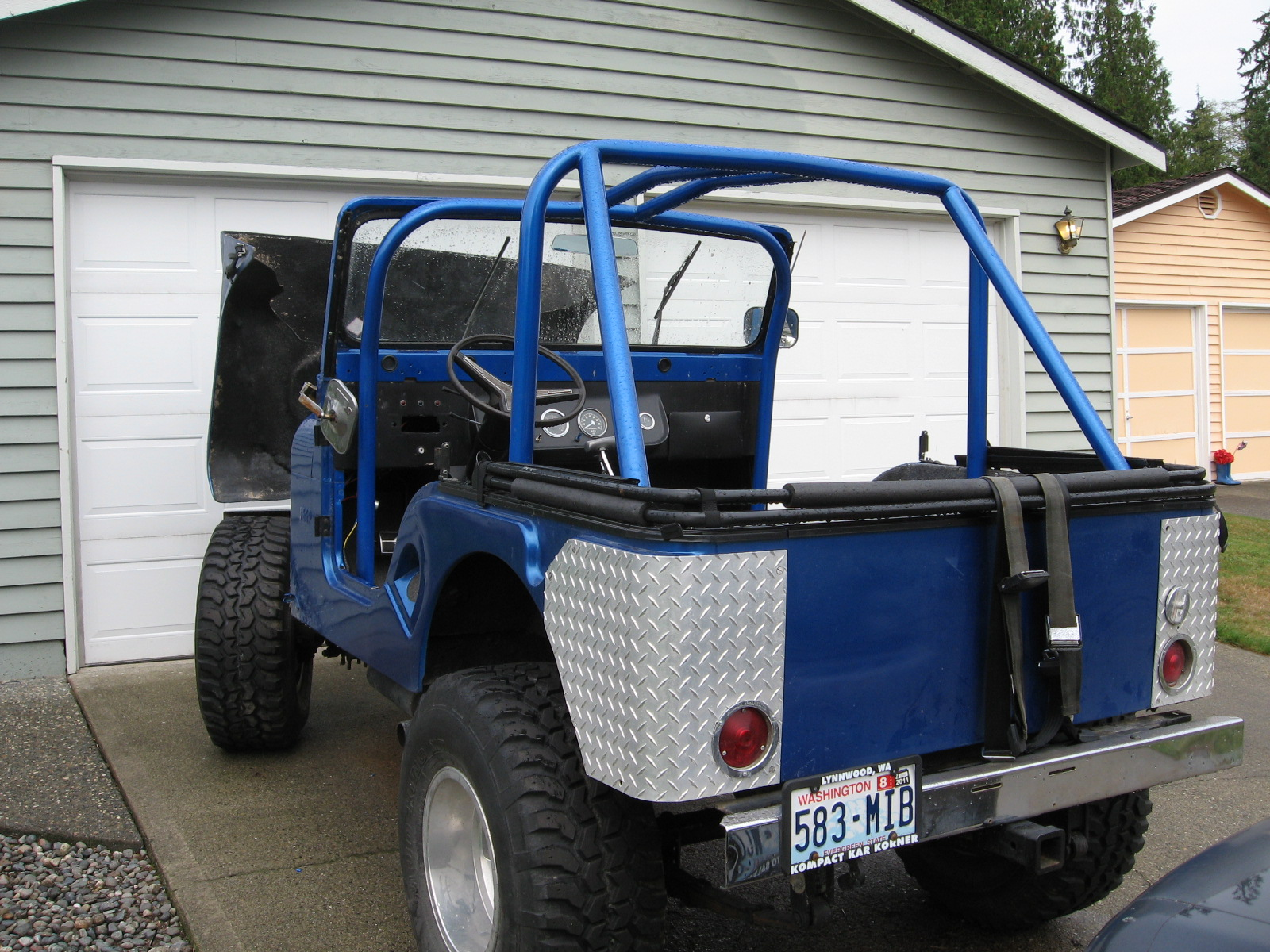 Famous jeep cj5 roll cage - Jeep cherokee exterior roll cage ...