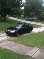 2010 Ford Focus SE, 2010 Ford Focus, exterior