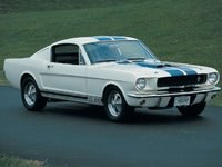 Picture of 1965 Ford Mustang Luxury Fastback, exterior