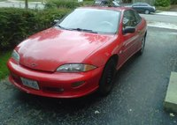 1999 Chevrolet Cavalier Z24 Coupe FWD, 1999 Chevrolet Cavalier 2 Dr Z24 Coupe picture 2.4 ltr, exterior, gallery_worthy