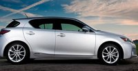 2012 Lexus CT 200h, Side View. , manufacturer, exterior