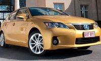 2012 Lexus CT 200h, Front quarter view. , exterior, manufacturer