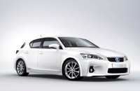 2012 Lexus CT 200h, Front quarter view. , exterior, manufacturer, gallery_worthy