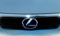 2012 Lexus CT 200h, Close-up of hood badge. , exterior, manufacturer