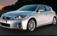 2012 Lexus CT 200h Overview