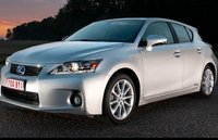 2012 Lexus CT 200h Picture Gallery