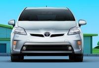 2012 Toyota Prius, Front View. , exterior, manufacturer