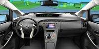 2012 Toyota Prius, Front Seat. , interior, engine, manufacturer, gallery_worthy