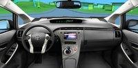 2012 Toyota Prius, Front Seat. , interior, manufacturer, engine