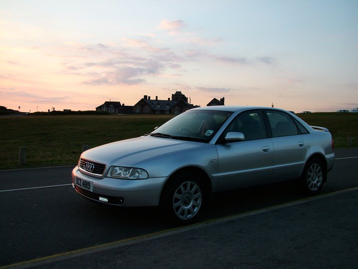 Picture of 2000 audi a4 2 8 exterior