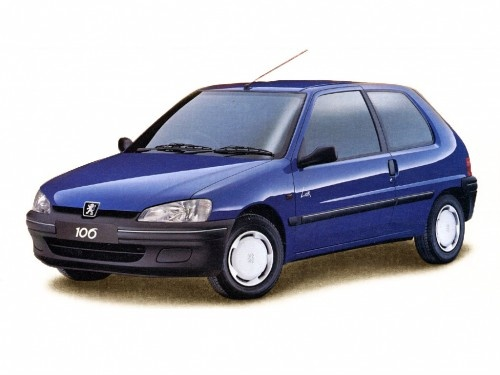 Picture of 1997 Peugeot 106