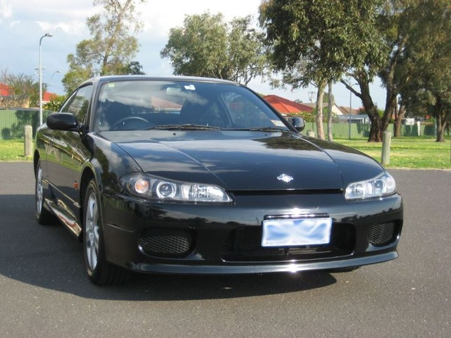 Picture of 2001 Nissan 200SX