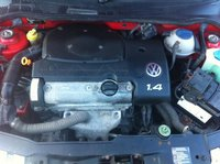 1998 Volkswagen Polo picture, engine