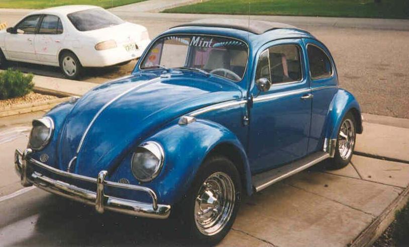 1963 Volkswagen Beetle Classic Automobiles