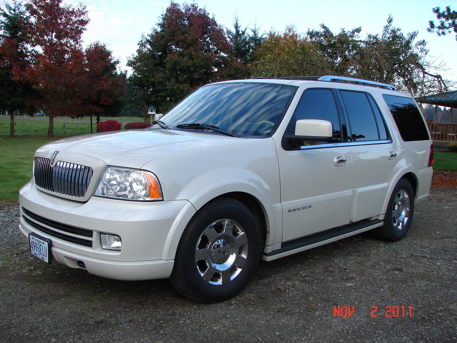 2005 Lincoln Navigator Pictures Cargurus