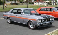 1971 Ford Falcon Overview
