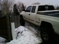 Picture of 1998 Dodge Ram 2500 ST 4WD 4dr Extended Cab SB, exterior, gallery_worthy