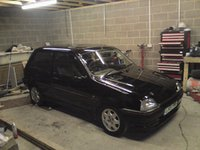1992 Rover Metro Overview