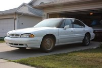 1996 Pontiac Bonneville 4 Dr SE Sedan picture, exterior