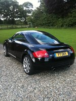 Picture of 2001 Audi TT Quattro Hatchback 180hp, exterior