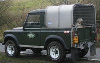 1972 Land Rover Series III Picture Gallery