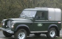 Picture of 1972 Land Rover Series III, exterior, gallery_worthy
