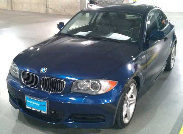 Picture of 2011 BMW 1 Series 135i Coupe RWD, exterior, gallery_worthy