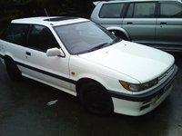 1989 Mitsubishi Colt Overview