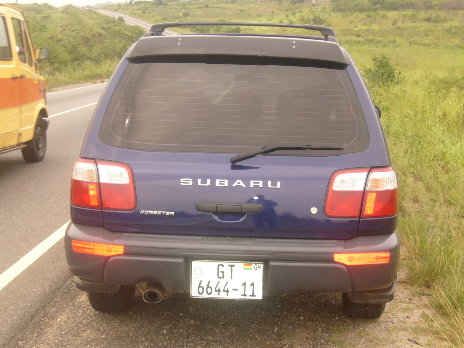 2001 Subaru Forester picture