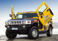 Picture of 2010 Hummer H2 SUT Adventure, exterior, gallery_worthy
