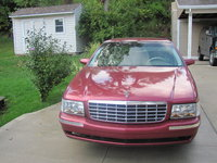 1998 Cadillac DeVille Base Sedan, Picture of 1998 Cadillac DeVille 4 Dr STD Sedan, exterior