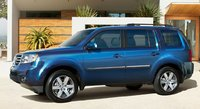 2012 Honda Pilot, Side View. , manufacturer, exterior